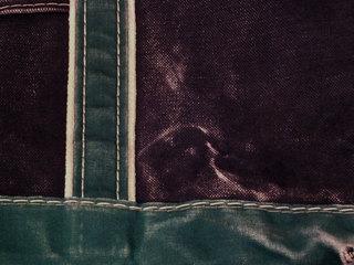 8周年−LLビーン 紺x緑トート (3).jpg