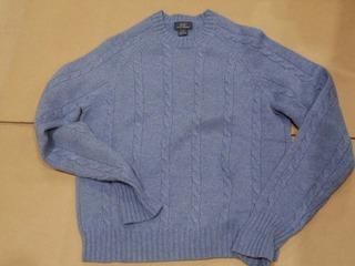 ブルックス 新品セーター.jpg