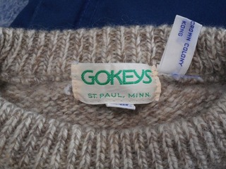 ブルックスとゴーキー セーター (3).jpg